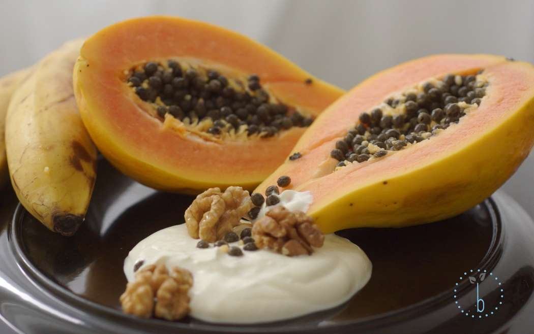 Nuts for Papaya
